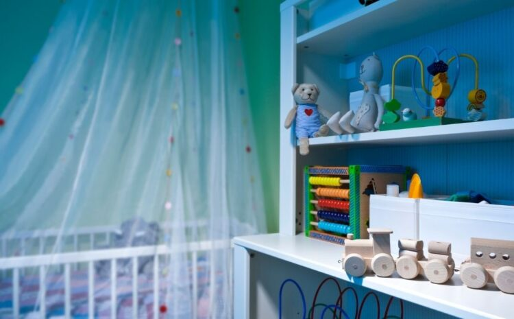 4 aspecte de care sa tii cont atunci cand mobilezi camera copilului – Redactat de E. Baicu